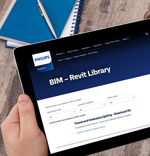 European portfolio: BIM Revit library. Download now