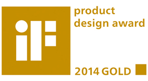 Pris for produktdesign, Gold, 2014
