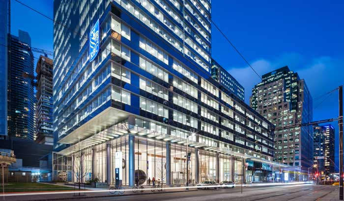 Cisco-kontor i Toronto