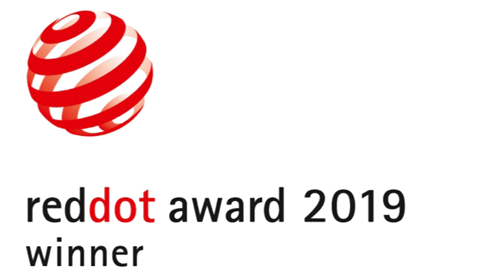 Red Dot Award 2019 logo